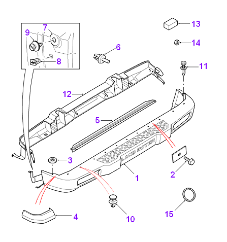 Eeq500010 Sunroof Seal Discovery 2 further Land Rover Discovery Fuel Filter as well 2010 Mazda 3 Fuse Box in addition 5 Rough Country Lift Kit Dodge Ram 1500 94 99 in addition Table Schematic Honda Trx300ex Fourtrax 300ex 1993 Usa. on interior land rover discovery 4